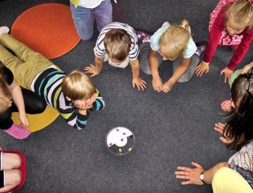 Ομάδα συναισθηματικής και κοινωνικής ανάπτυξης «Μικροί Γίγαντες»